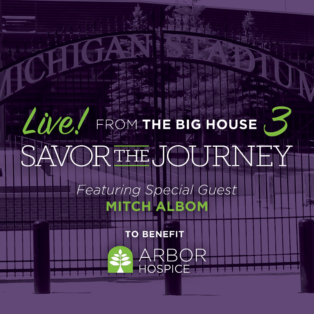 Savor The Journey 2020 - Live! From The Big House 3